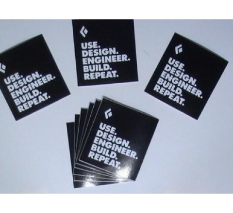Custom Blank Stickers
